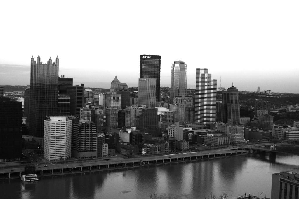 dtown pittsburgh